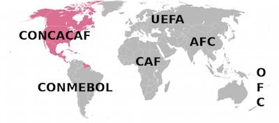 CONCACAF WK