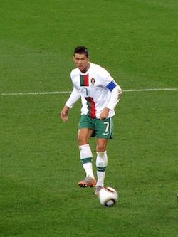 Christiano Ronaldo Topscorer WK