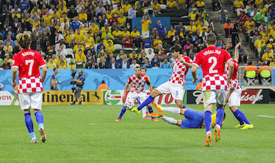 Kroatie WK Winnaar
