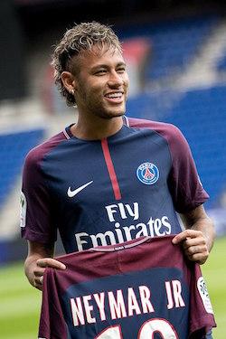 Neymar WK Topscorer