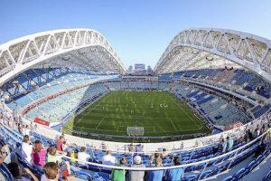 Fischt Stadion Sotsji WK