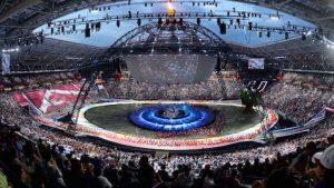 Kazan Arena WK