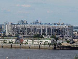 Nizhny Novgorod Stadion WK