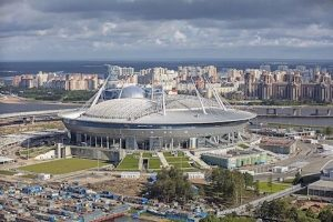Sint-Petersburg Stadion WK