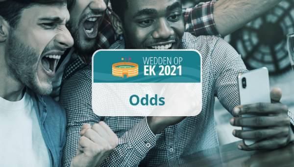 odds euro 2021