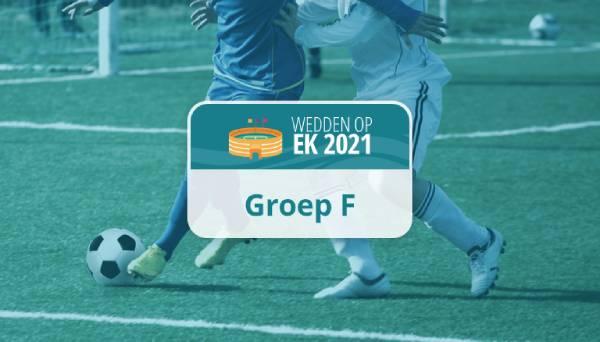 euro 2021 groep F