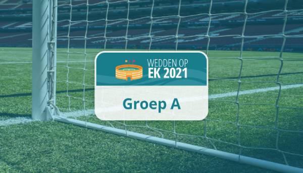 euro 2021 groep A