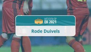 belgie euro 2021