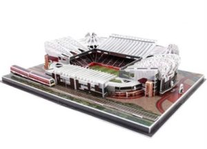 voetbal stadion puzzle
