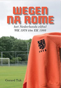 Wegen na Rome Oranje elftal boek