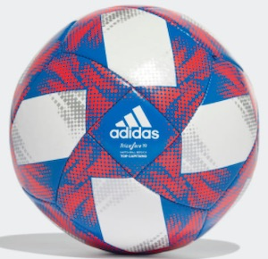tricolore voetbal WK adidas