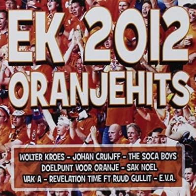 nederland ek hits 2012