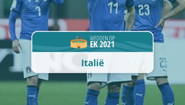 italiaanse ploeg EK 2020