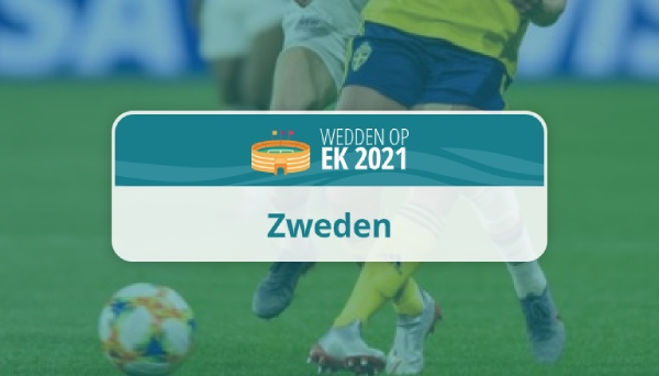 EURO2020 Zweden ploeg