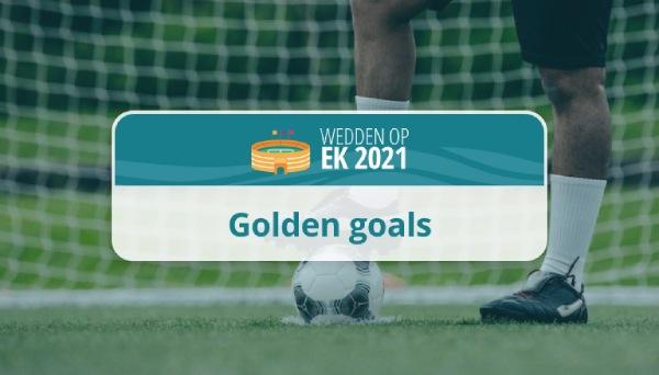 golden goals op EK