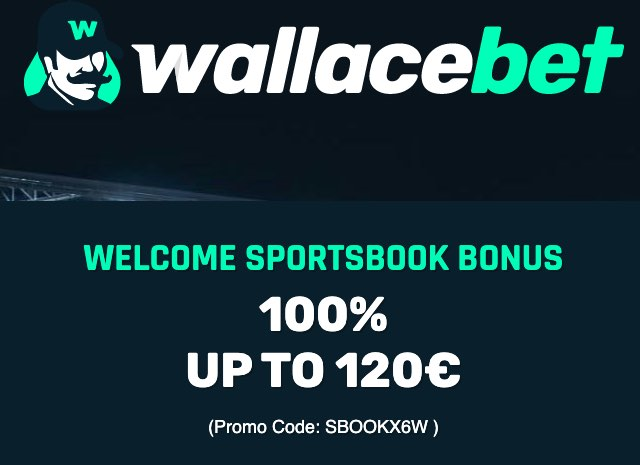 wallacebet exclusive bonus