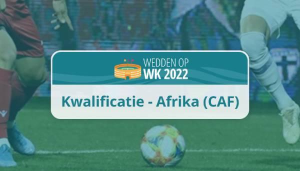 CAF kwalificatie Afrika 2022 WK
