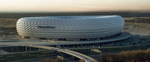 Allianz-arena Munchen