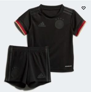EK voetbal outfit Duitsland 2021