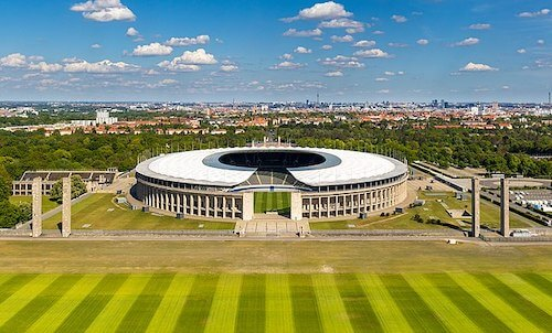Olympia-stadion berlijn