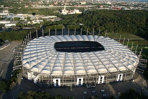 Volksparkstadion ek 2024 hamburg