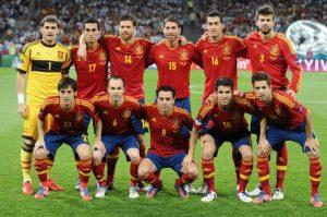 winnaars Spanje EK 2012